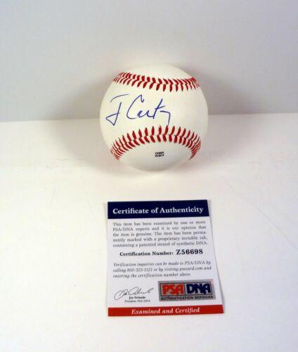 President Jimmy Carter Signed Autograph Baseball PSA/DNA COA