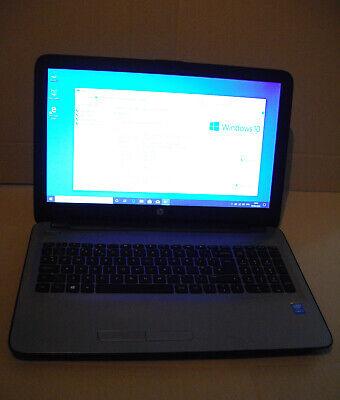 HP 15-ac153sa Laptop. 15.6 Screen. Core i7, 256 SSD, 12GB RAM. Win 10.