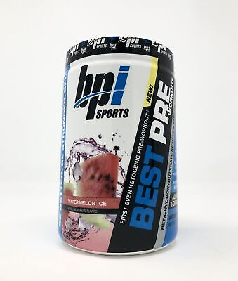BPI Sports Best Pre-Workout Muscle Enhancing Dietary Supplem