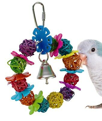 00759 Daisy Ring Bonka Bird Toys parrot cage toy cages parakeet budgie canaries