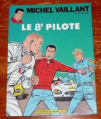 Michel Vaillant : Le 8e pilote