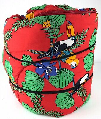 M Hellery Portable Outdoor Camping Trip Sleeping Bag with Zips Easy On Off Waterproof Multicolor