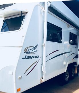 2007  18Ft. JAYCO STERLING CARAVAN