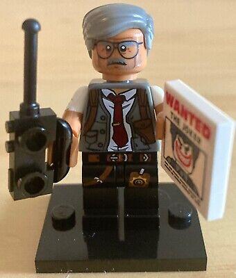 NEW!!! LEGO BATMAN MOVIE MINIFIGURES SERIES 71017 - Commissioner Gordon #7