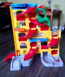 Fisher Price Race Tower