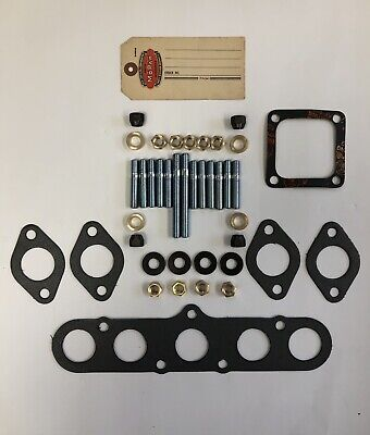 1946-1959 Plymouth, Dodge Manifold Hardware Rebuild Kit, With Gaskets!