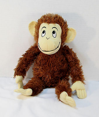 "15"" Kohls Cares For Kids Hand Hand Fingers Thumb Plush Monkey 2014- Stuffed 3+"