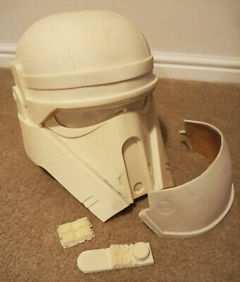Star Wars Rogue One 1:1 Full Size Shoretrooper Helmet Prop Stormtrooper