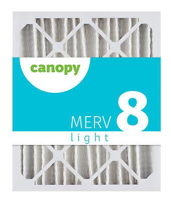 """20x25x4 Canopy Filters MERV 8, 19 1/2"""" x 24 1/2"""" x 3 3/4"""", B"""