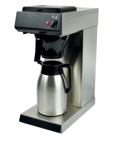Hakka Commercial Pour Over Air Pot Coffee Brewer and Cofffee Maker (Single Head)