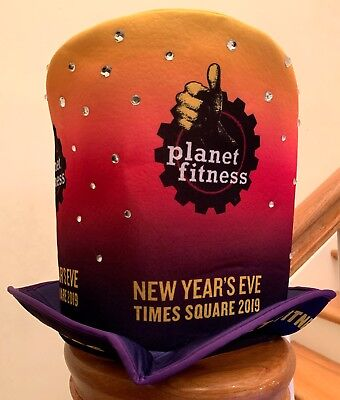 New Years Hat (EXCLUSIVE 2019Times SquareNew Years Eve)