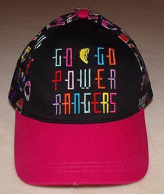 Baseball Girl Costumes (girls power rangers baseball hat)