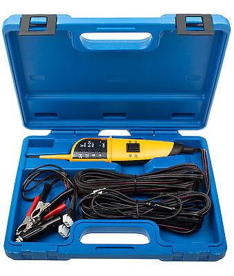 KFZ Prüflampe Multifunktions Tester 6-24 V Spannungsprüfer Multimeter Testgerät