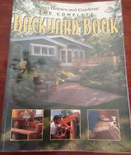 Better Homes and Gardens Backyard Book Daisy Hill Logan Area Preview