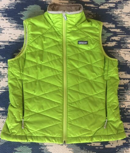 Patagonia Women s Ultra Light Down Puffer Vest Size Medium  - $29.99