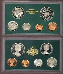 1982 Royal Australian Mint Proof Set of 6 Coins