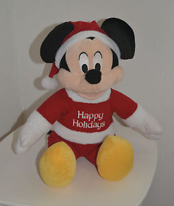 Happy Holidays MICKEY MOUSE