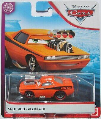 ++ Disney Pixar Cars - Snot Rod