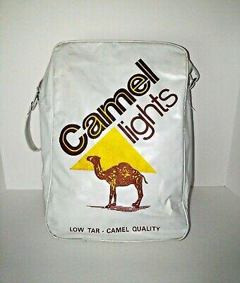 Camel Lights Cigarette - Camel Lights-Winston Promo Advertisement 1970's-1980