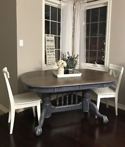 6 places kitchen dining table