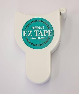 EZ Tape Circumference Tape Measure Measuring (Ez Tape)