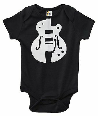 Baby Bodysuit - Guitar Cute Baby Clothes Romper for Infant Boys and Girls](Cute Clothes For Girls)