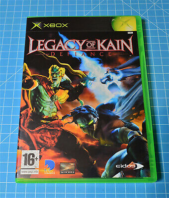 Legacy Of Kain Defiance - Microsoft Xbox - Action/Adventure Game -UK/PAL Version