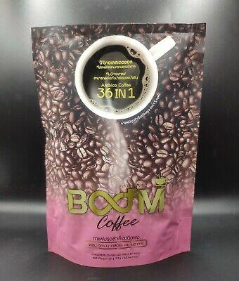 Best Dietary Supplement Vitamin Fiber Arabica 36in1 Coffee BOOM