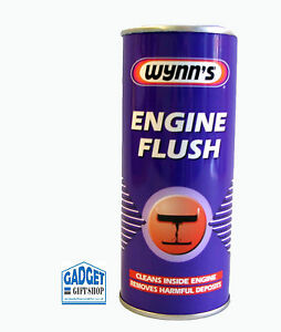 WYNNS ENGINE FLUSH FOR PETROL OR DIESEL - 425ML