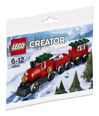 Lego Creator 30543 Christmas Train Polybag - New/Boxed