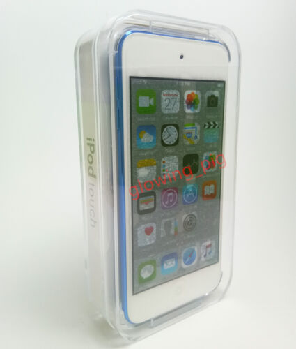 Apple iPod touch 128 GB MP3 Player (6th Generation Latest Model) Blue MKWP2LL/A