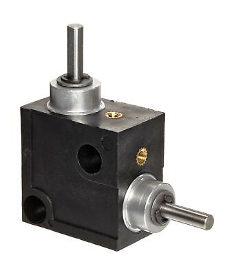 Huco 333.31.3.z Size 31 L-box Miniature Right Angle Gearbox Acetal Case With...