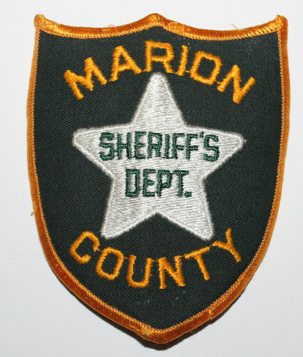 Older MARION COUNTY SHERIFF