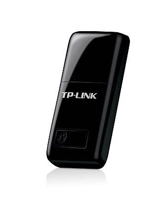 TP-Link TL-WN823N N300 Mini WLAN USB Adapter Funkadapter bis zu 300Mbit/s
