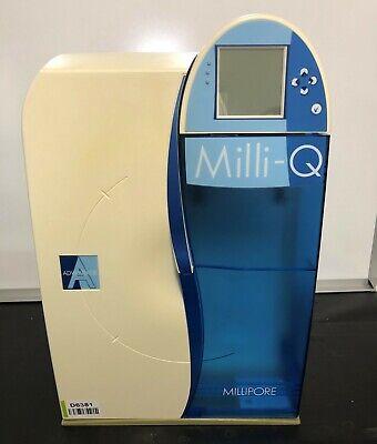 Millipore Milli-q Advantage A10 Water Purification System