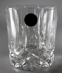 Double Old Fashioned Rock Glasses