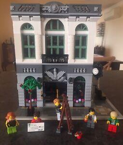 Lego Creator Expert 10251 Brick Bank Miscellaneous Goods Gumtree