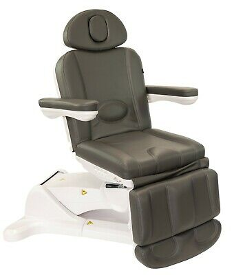 Medi Spa Power Procedure And Exam Chair W Rotation All Electric 2246 Facial Bed