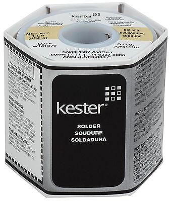 Kester 245 No-clean Core Solder 6337 .031 1 Lb. Spool