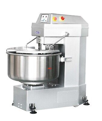 Homat Spiral Mixer Dough Capacity 265lb 120kg 189liters 10hp Great Deal