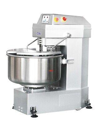 Homat Spiral Mixer Dough Capacity 265lb 120kg 189liters 10hp Great Deal