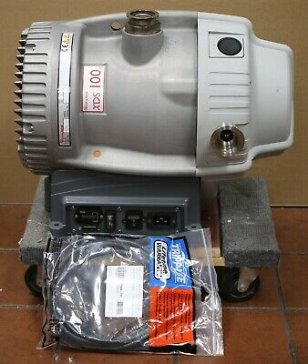 Edwards Vacuum Xds 100b Scroll Booster Pump - Fully Tested - Excellent Must See