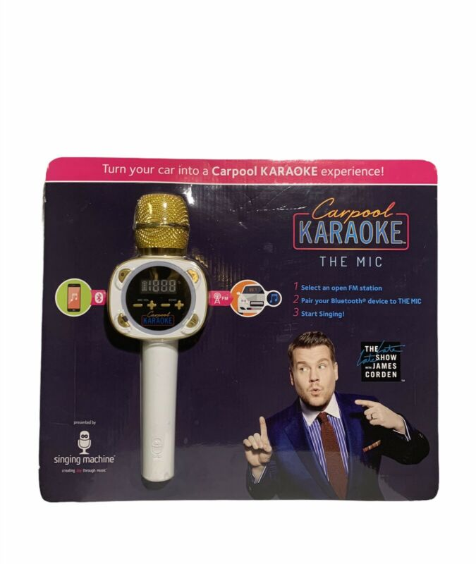 Carpool Karaoke The Mic