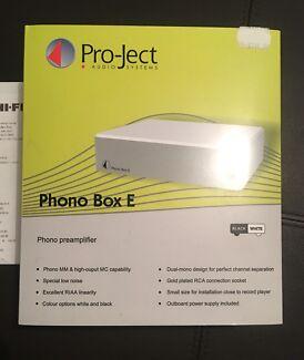 Pro-Ject Phono Pre-amp