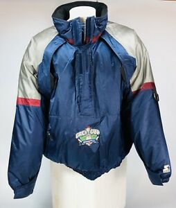 Vintage CFL Grey Cup Football starter jacket 1998 XL Authentic