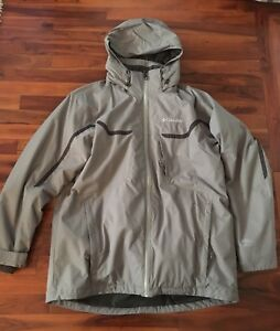 Columbia Omni-Heat 3 in 1 Winter Jacket Size Large