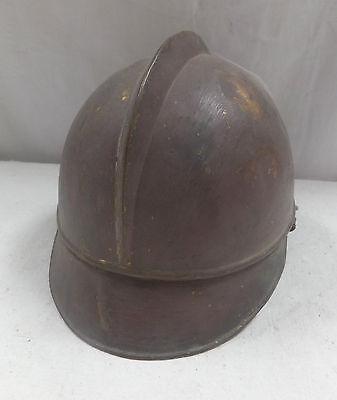 historischer Feuerwehrhelm aus Messing Helm Bayern Feuerwehr mit Innenfutter