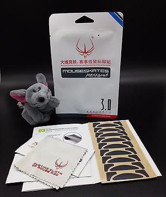 Razer Deathadder Mouse feet Skates, 0.28mm  Hotline Gaming