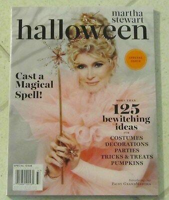 Martha Stewart Halloween Special (MARTHA STEWART HALLOWEEN Special Issue 2013 CAST A MAGICAL SPELL 125 Bewitching)