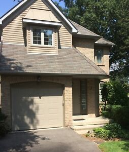 Ancaster executive townhouse in prime location